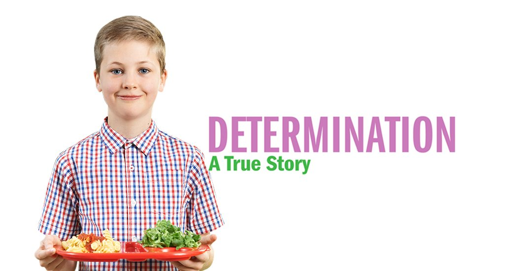 Determination | A True Story - Shalom Tidings